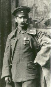 Martin Fixle Vorstand von 1924 - 1935
