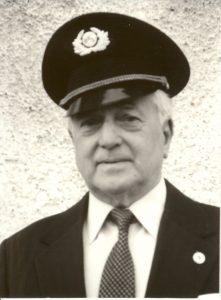 Nikolaus Bergmeier Vorstand von 1960 - 1985