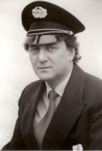 Michael Zimmerer Vorstand von 1985 - 1989