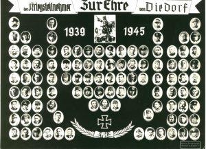 Kriegserinnerung 1939 - 1945