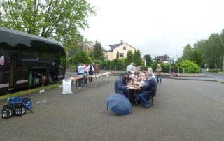 Mittag in Gelnhausen