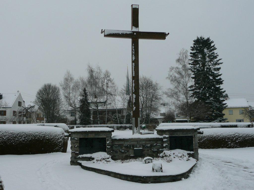 Ehrenmal Winter