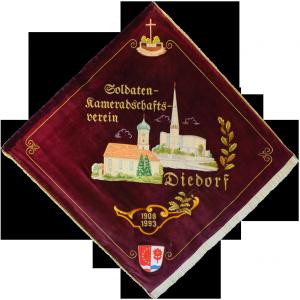 Fahne von 1993 Vorderseite